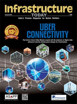 Infrastructure Today~Annual Issue 2016