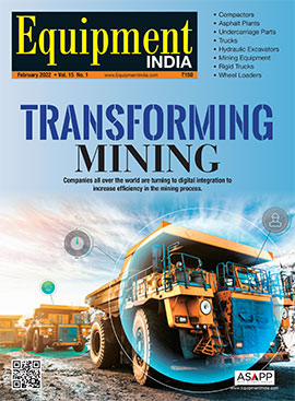 Equipment India Issue